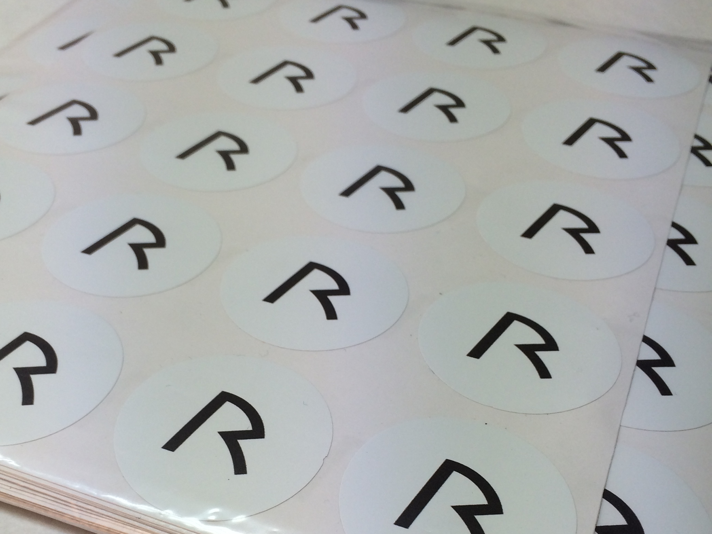 Opos Logostickers Rodenstock